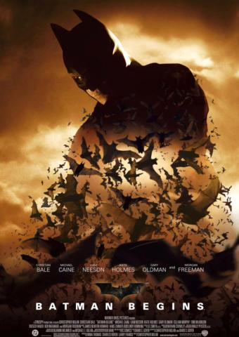 Batman Başlıyor HD İzle