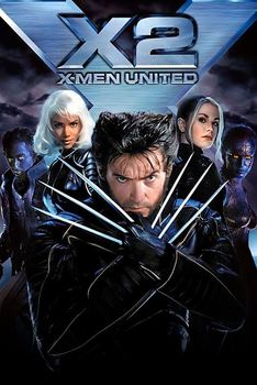 X-Men 2 HD İzle
